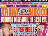 CMLL Domingos Arena Mexico (April 14, 2019)