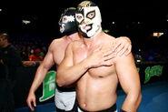 CMLL Martes Arena Mexico (July 17, 2018) 23