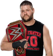 Kevin owens wwe universal champion by nibble t-dag1ck5