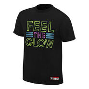 Naomi Feel the Glow Authentic T-Shirt