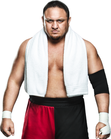 Image result for Samoa Joe