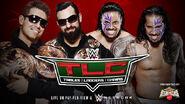 TLC 14 WWE Tag Team Championship Match