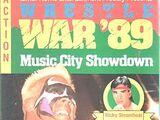 WrestleWar 1989