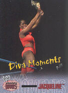 2002 WWE Absolute Divas (Fleer) Jacqueline 73
