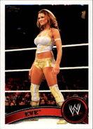 2011 WWE (Topps) Eve 76