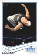 2013 WWE (Topps) Hunico 59