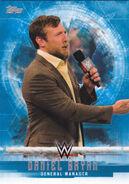 2017 WWE Undisputed Wrestling Cards (Topps) Daniel Bryan 11
