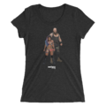 BRAUN STROWMAN AND EMBER MOON MMC PHOTO WOMEN'S TRI-BLEND T-SHIRT