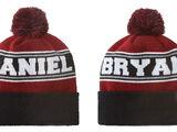 Daniel Bryan Pom Knit Beanie Hat