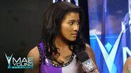 Nicole Savoy - WWE Mae Young 2017
