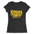 R-Truth & Carmella MMC Fabulous Truth Women's Tri-Blend T-Shirt