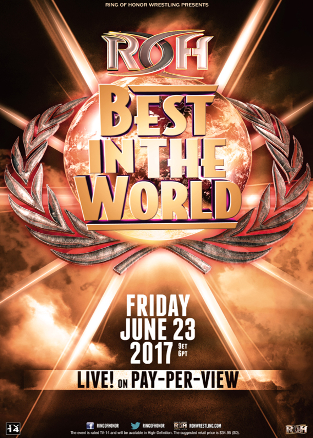 Roh Best In The World 2020.Roh Best In The World 2017 Pro Wrestling Fandom Powered