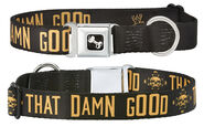 Triple H That Damn Good Dog Collar