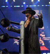 Undertaker entrance