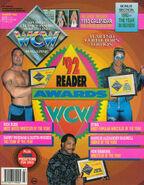 WCW Magazine - March 1993
