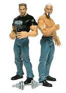 WWE Adrenaline Series 7 Test & Scott Steiner