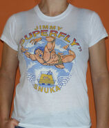 1980s Jimmy Superfly Snuka T-Shirt