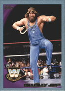2010 WWE (Topps) Hillbilly Jim 84