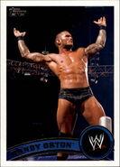 2011 WWE (Topps) Randy Orton 2