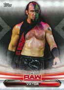 2019 WWE Raw Wrestling Cards (Topps) Viktor 73