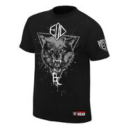 Baron Corbin End of Days Authentic T-Shirt