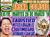 CMLL Guadalajara Martes (March 26, 2019)