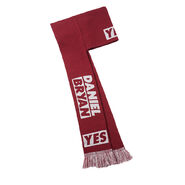 Daniel Bryan YES Hooded Scarf