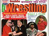 Inside Wrestling - July 1975