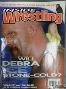 Inside Wrestling - October 2001