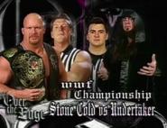 Over The Edge 1999 Stone Cold vs. Undertaker 1