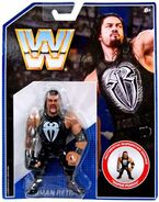 Roman Reigns - WWE Wrestling Retro