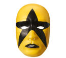 Stardust Plastic Mask
