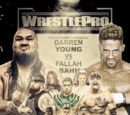 March 9, 18' WrestlePro results
