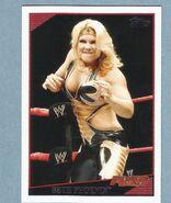 2009 WWE (Topps) Beth Phoenix 51