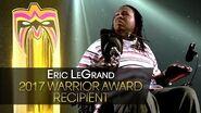 2017 Warrior Award - Eric LeGrand