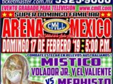 CMLL Domingos Arena Mexico (February 17, 2019)