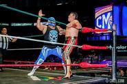 CMLL Domingos Arena Mexico (September 15, 2019) 23