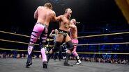 NXT UK Tour 2015 - Glasgow 3