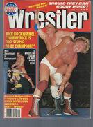 The Wrestler - August 1982