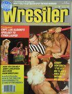 The Wrestler - January 1985