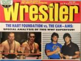 Bret Hart/Magazine covers