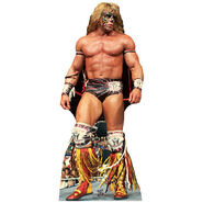 Ultimate Warrior Standee