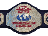 WCW Light Heavyweight Championship