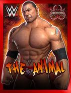 WWE Champions Poster - 005 Batista