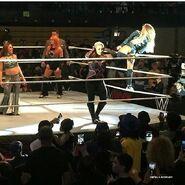 WWE House Show (April 23, 17' no.1) 4