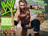WWE Magazine - March 2008
