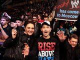 WWE WrestleMania Revenge Tour 2012 - Moscow