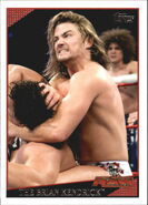 2009 WWE (Topps) The Brian Kendrick 44