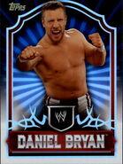 2011 Topps WWE Classic Wrestling Daniel Bryan 15