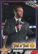 2013 TNA Impact Glory Wrestling Cards (Tristar) Magnus 75